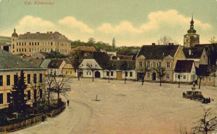 125c70054e6 Valašské Klobouky - Historie obce